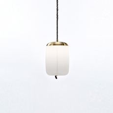 Knot cilindro chiaramonte marin suspension pendant light  brokis pc1019cgc38ccs69ccsc897  design signed 33218 thumb