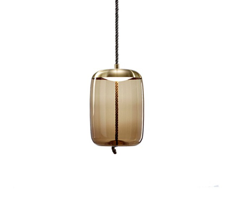 Knot cilindro chiaramonte marin suspension pendant light  brokis pc1019cgc23ccs69ccsc897  design signed 52994 product
