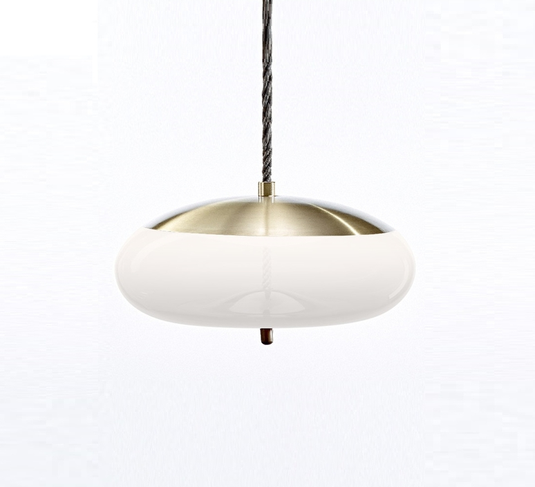 Knot disco chiaramonte marin suspension pendant light  brokis pc1017cgc38ccs69ccsc897  design signed 33203 product