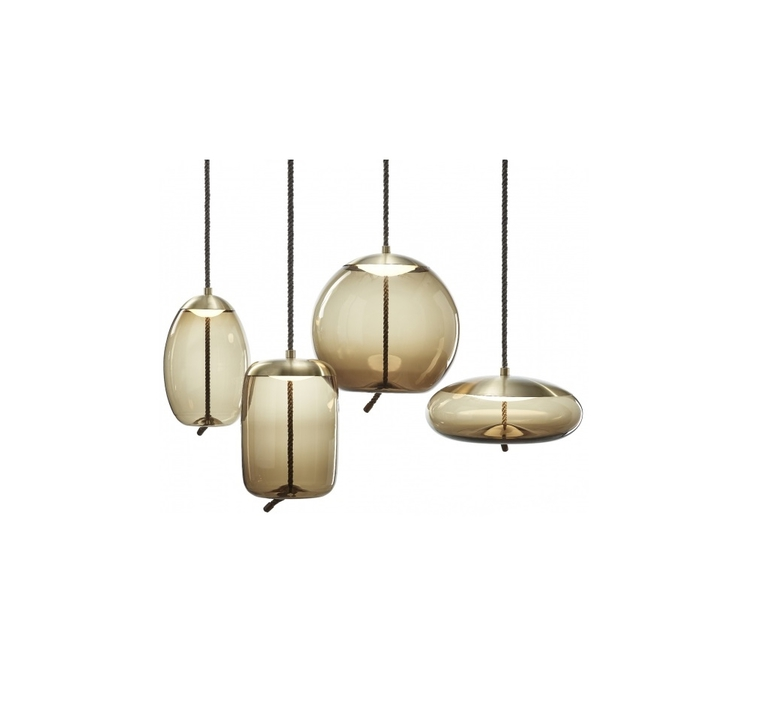 Knot disco chiaramonte marin suspension pendant light  brokis pc1017cgc538ccs69ccsc897  design signed 33195 product