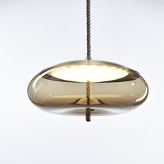 Knot disco chiaramonte marin suspension pendant light  brokis pc1017cgc538ccs69ccsc897  design signed 33196 thumb
