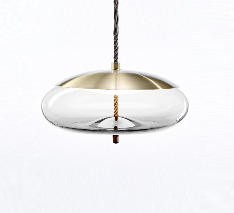 Knot disco chiaramonte marin suspension pendant light  brokis pc1017cgc23ccs69ccsc897  design signed 33224 product