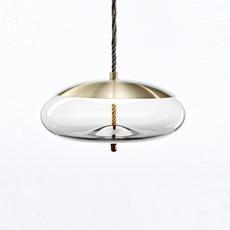 Knot disco chiaramonte marin suspension pendant light  brokis pc1017cgc23ccs69ccsc897  design signed 33224 thumb
