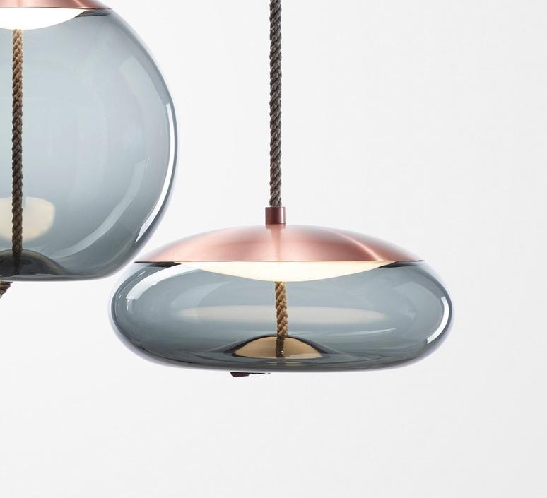 Knot disco chiaramonte marin suspension pendant light  brokis pc1017cgc23ccs584ccsc896  design signed 55967 product