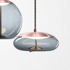 Knot disco chiaramonte marin suspension pendant light  brokis pc1017cgc23ccs584ccsc896  design signed 55967 thumb