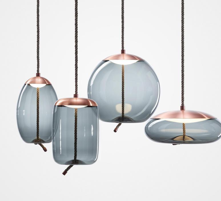 Knot disco chiaramonte marin suspension pendant light  brokis pc1017cgc23ccs584ccsc896  design signed 55968 product