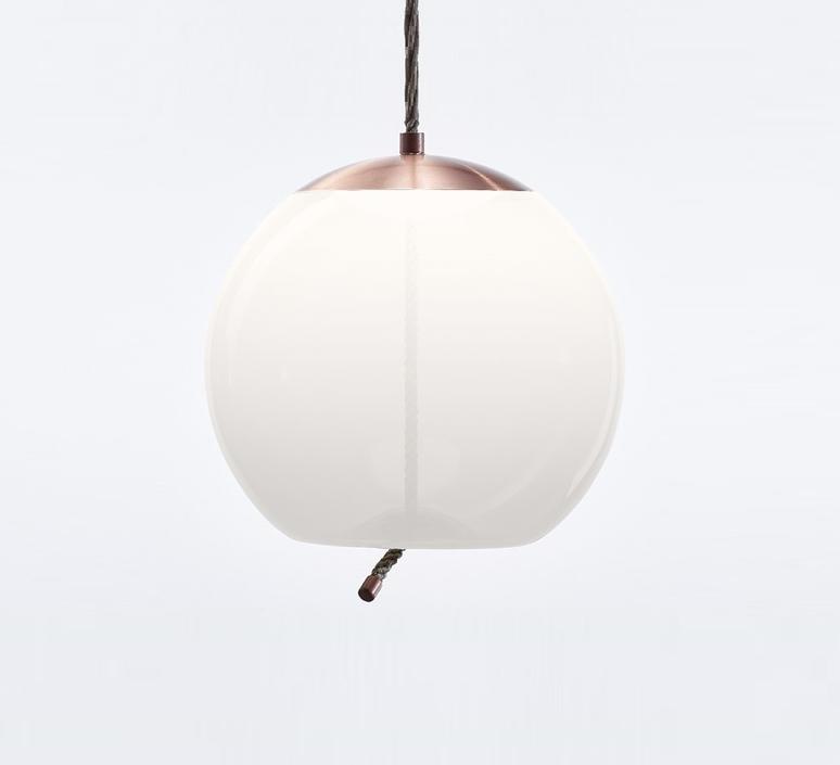 Knot sfera chiaramonte marin suspension pendant light  brokis pc1016cgc38ccs584ccsc896  design signed 33201 product