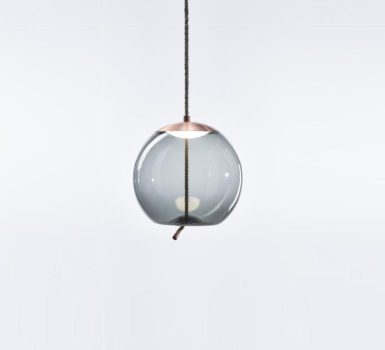 Knot sfera chiaramonte marin suspension pendant light  brokis pc1016cgc516ccs584ccsc896  design signed 33205 product