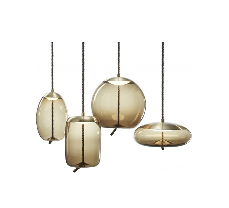 Knot sfera chiaramonte marin suspension pendant light  brokis pc1016cgc538ccs69ccsc897  design signed 33192 product