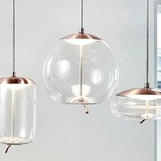 Knot sfera chiaramonte marin suspension pendant light  brokis pc1016cgc23ccs584ccsc896  design signed 33207 thumb