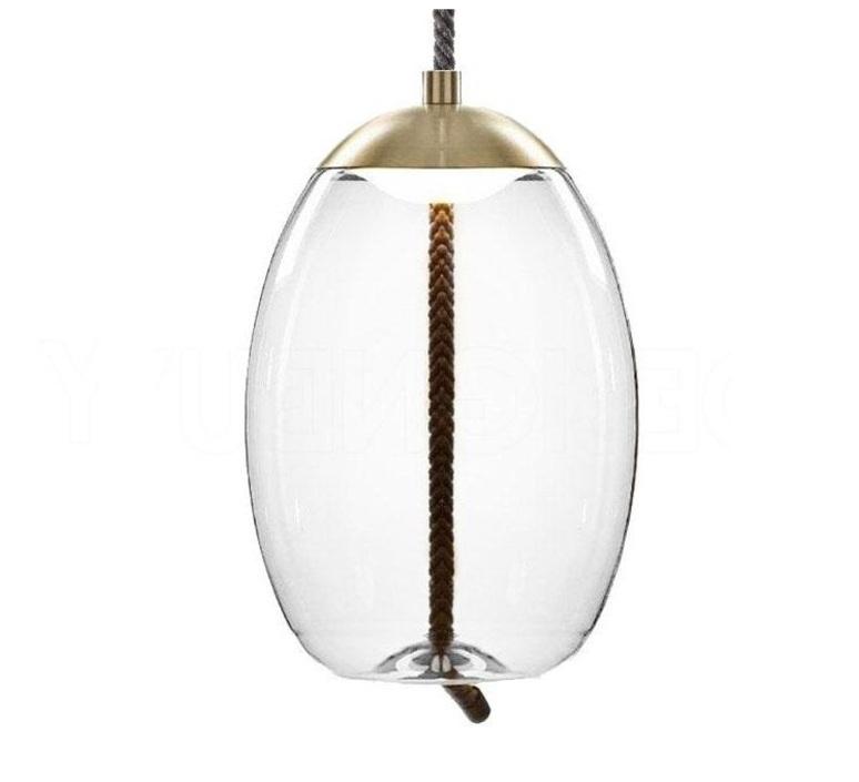 Knot uovo chiaramonte marin suspension pendant light  brokis pc1018cgc538ccs69ccsc897  design signed 108435 product