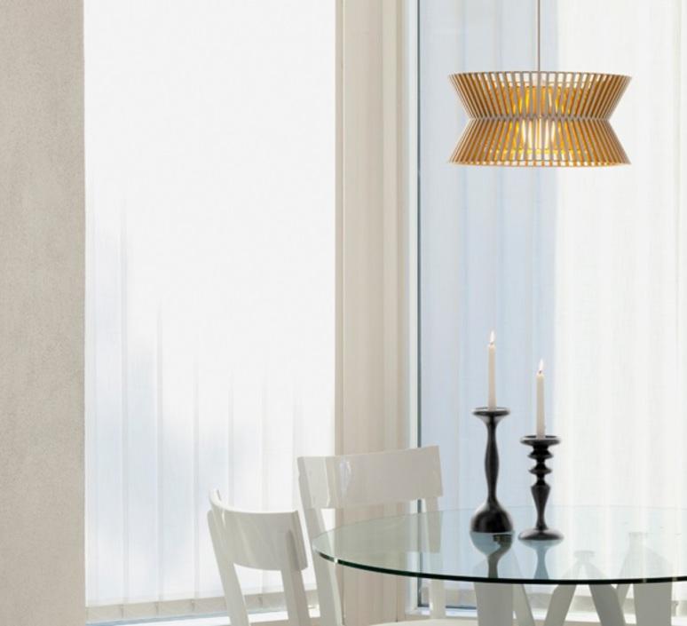 Kontro 6000 seppo koho suspension pendant light  secto design 16 6000  design signed 42098 product
