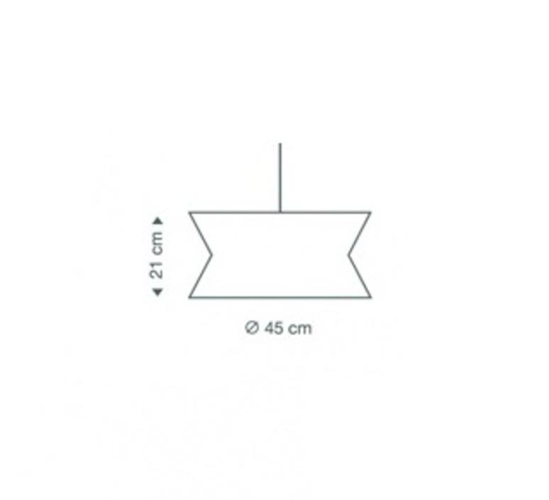 Kontro 6000 seppo koho suspension pendant light  secto design 16 6000 21  design signed 42216 product