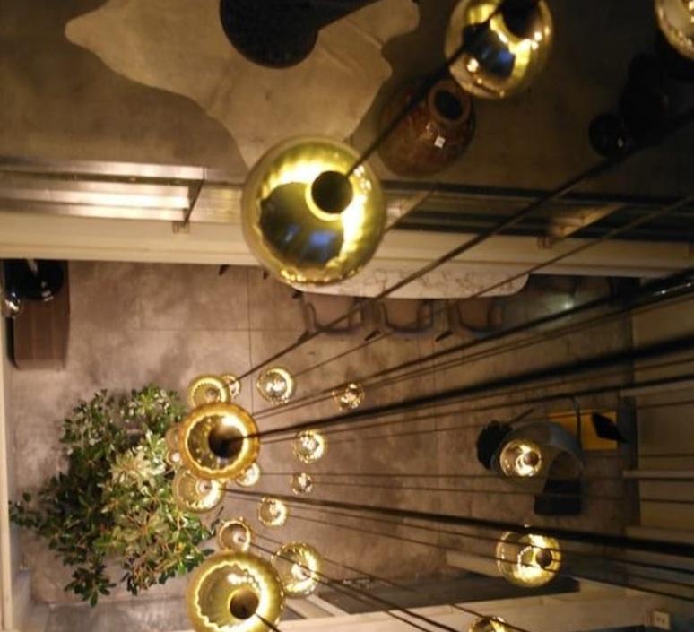 Kubric so single rosone massimiliano raggi suspension pendant light  contardi acam 002814  design signed nedgis 108171 product