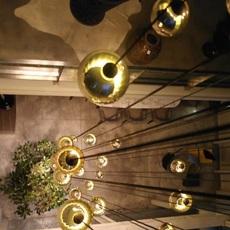 Kubric so single rosone massimiliano raggi suspension pendant light  contardi acam 002814  design signed nedgis 108171 thumb