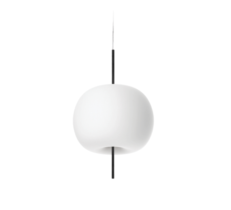 Kushi 33 alberto saggia et valero sommela suspension pendant light  kundalini k221105n  design signed 38725 product