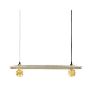 Suspension kvg 16 01 blanc l90cm h25cm serax normal