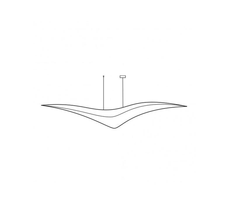 L oiseau grand celine wright suspension pendant light  celine wright 200 loi 001  design signed nedgis 87453 product