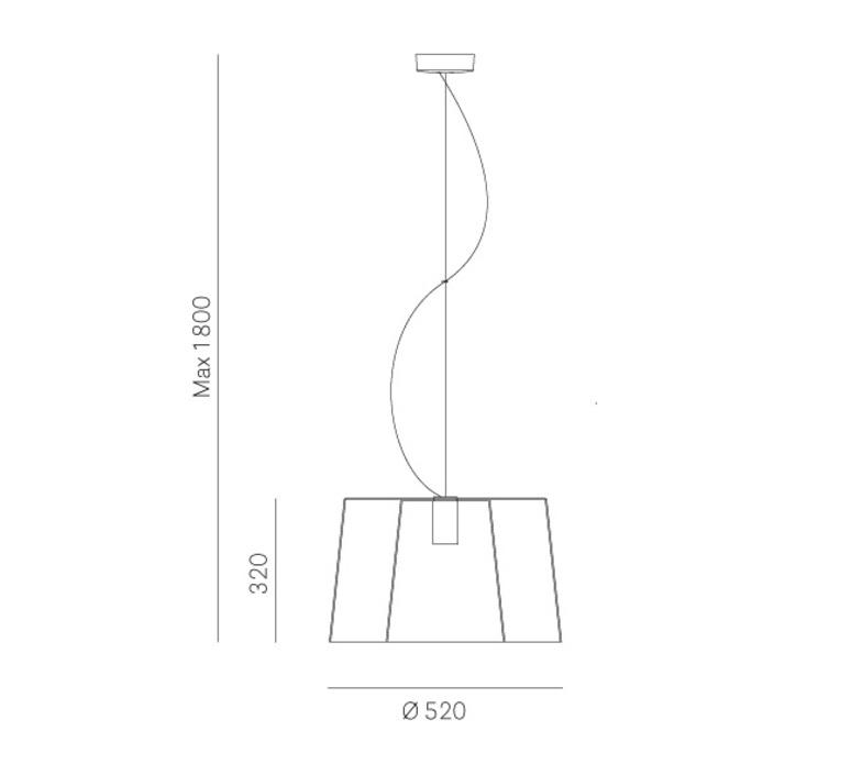 L001s  suspension pendant light  pedrali l001s bb rt bl  design signed nedgis 73608 product