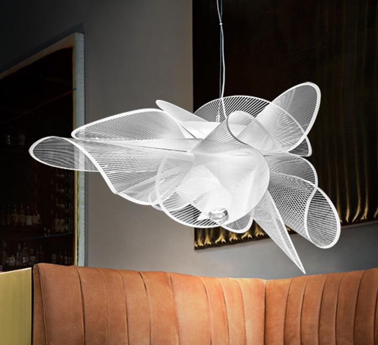 La belle etoile s  suspension pendant light  slamp et078sos0003w 000  design signed 51979 product