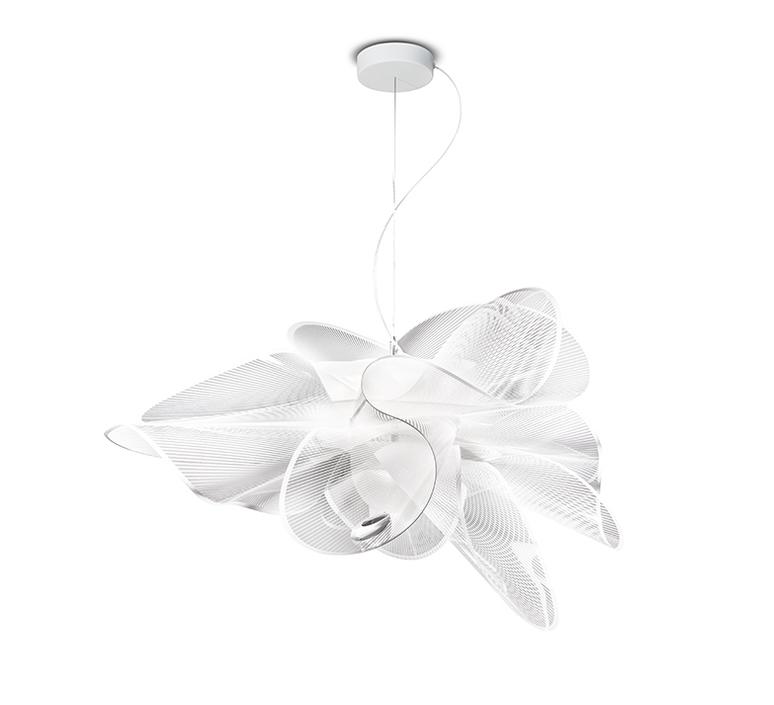 La belle etoile s  suspension pendant light  slamp et078sos0003w 000  design signed 51982 product