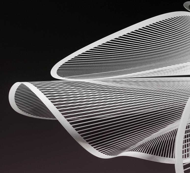 La belle etoile s  suspension pendant light  slamp et078sos0003w 000  design signed 66194 product