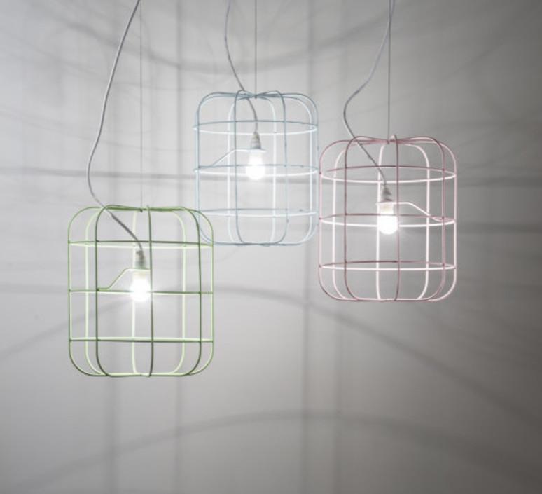 La cage  stefan schoning suspension pendant light  dark 600 101 005 01 03  design signed nedgis 69472 product