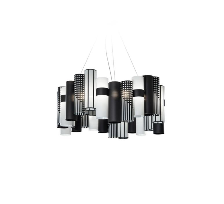 La lollo l   suspension pendant light  slamp lal87sos0003pe000  design signed 52017 product
