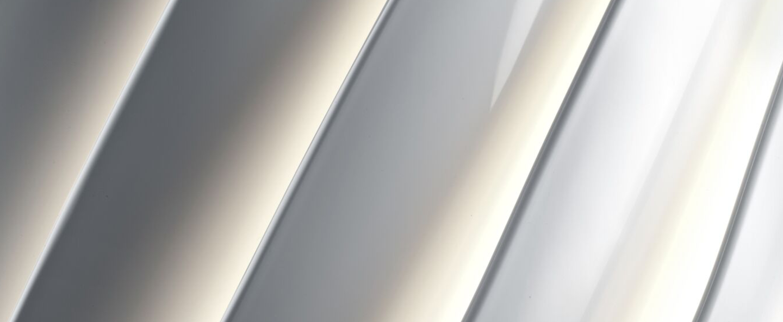 Suspension lamas f24 blanc o43cm h39 5cm fabbian normal