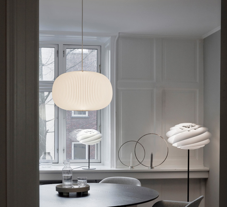 Lamella 1  suspension pendant light  le klint 132go  design signed 50510 product