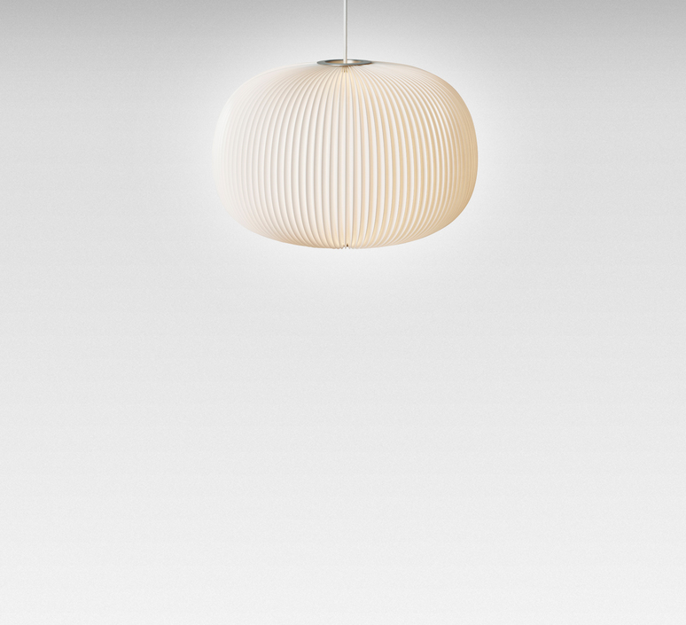 Lamella 1  suspension pendant light  le klint 132go  design signed 50512 product