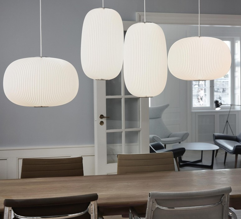 Lamella 2  suspension pendant light  le klint 133go  design signed 69891 product