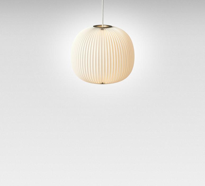 Lamella 3  suspension pendant light  le klint 134go  design signed 50517 product
