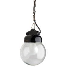 Lampe etanche en pure porcelaine noire studio zangra suspension pendant light  zangra light o 023 b 005  design signed nedgis 66973 thumb