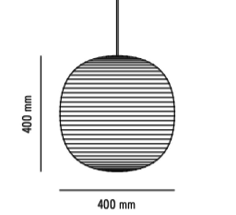 Lantern large anderssen voll suspension pendant light  new works 20630  design signed nedgis 63536 product