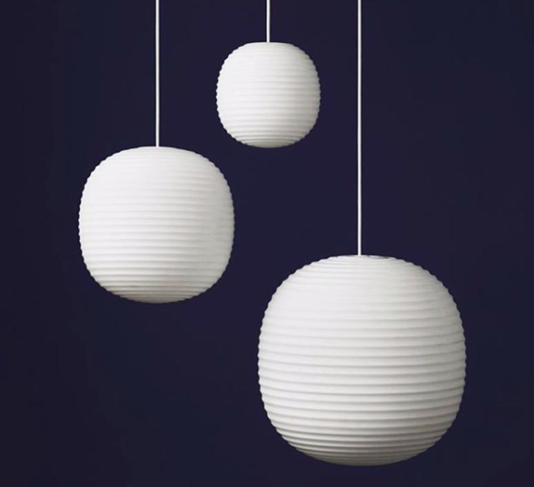 Lantern medium anderssen voll suspension pendant light  new works 20620  design signed nedgis 63530 product