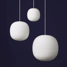 Lantern medium anderssen voll suspension pendant light  new works 20620  design signed nedgis 63530 thumb
