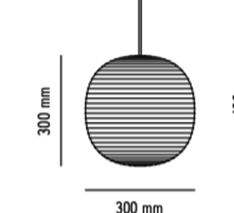 Lantern medium anderssen voll suspension pendant light  new works 20620  design signed nedgis 63537 product