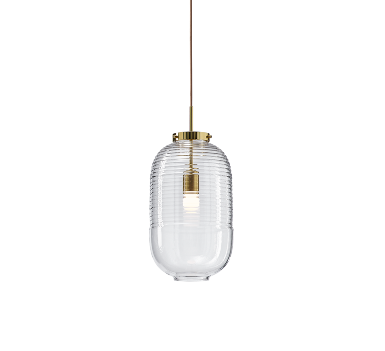 Lantern jan plechac et henry wielgus  suspension pendant light  bomma 1 80 95130 1 00000 505 pbr  design signed 54222 product