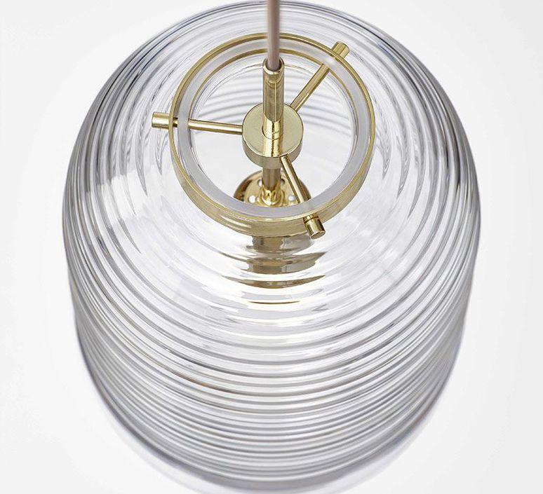 Lantern jan plechac et henry wielgus  suspension pendant light  bomma 1 80 95130 1 00000 505 pbr  design signed 54238 product
