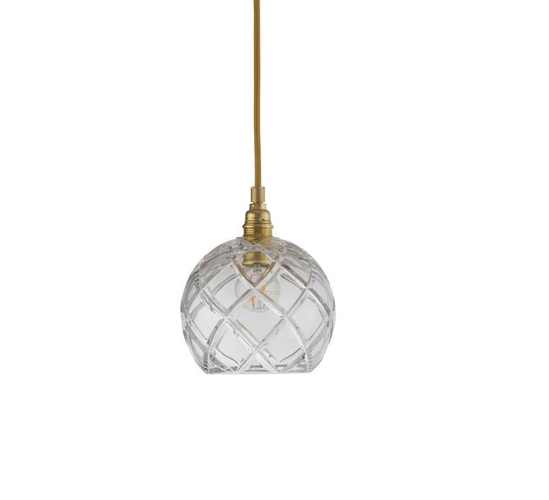 Large check crystal rowan 15 5 susanne nielsen suspension pendant light  ebb and flow la101532  design signed nedgis 72601 product