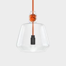 Large knot  studio vitamin vitamin large knot orange luminaire lighting design signed 34850 thumb