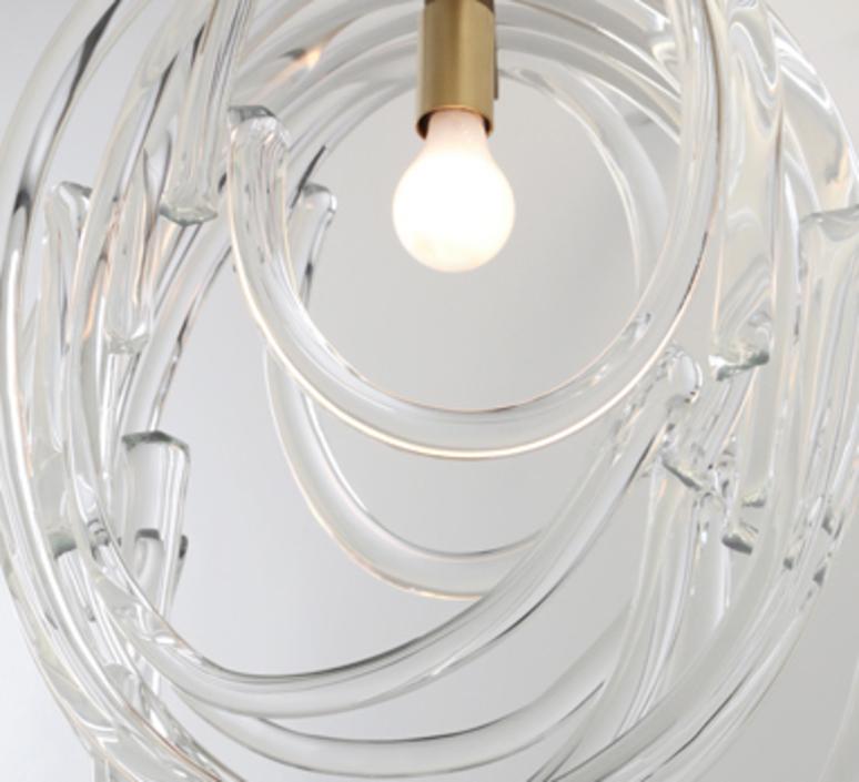 Lasso double  suspension pendant light  sklo studio lt137b  design signed 51395 product