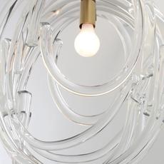 Lasso double  suspension pendant light  sklo studio lt137b  design signed 51395 thumb