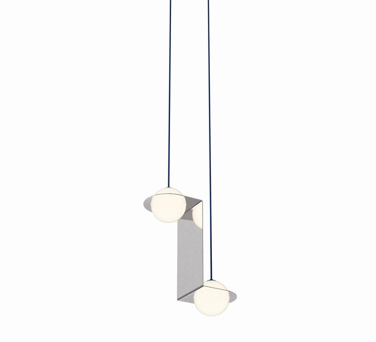 Laurent 05 studio lambert fils suspension pendant light  lambert fils lrt05pwcmchbebebe  design signed nedgis 114501 product