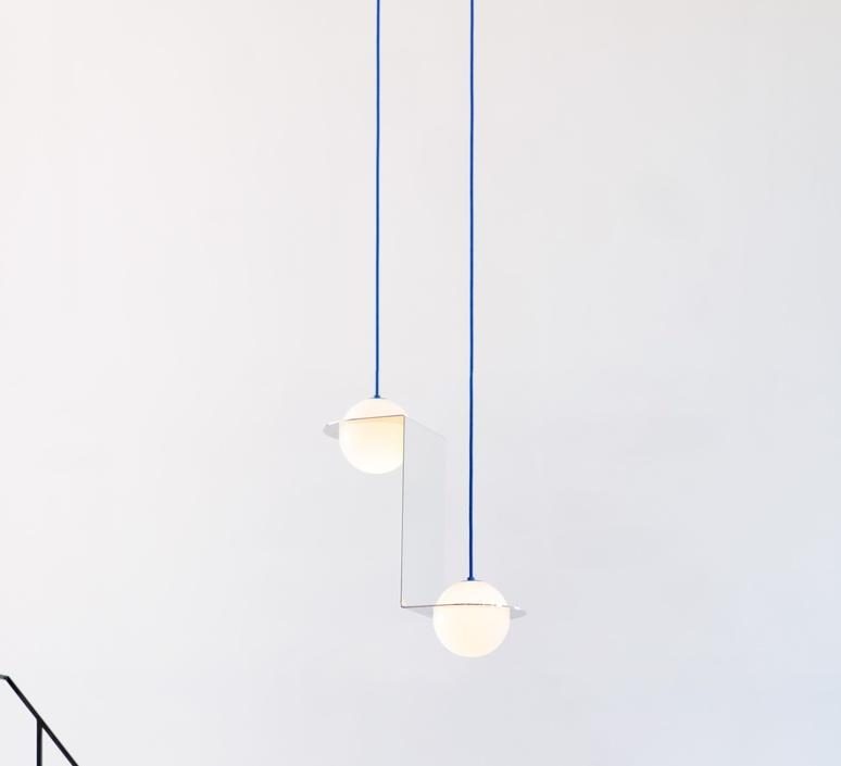 Laurent 05 studio lambert fils suspension pendant light  lambert fils lrt05pwcmchbebebe  design signed nedgis 114503 product