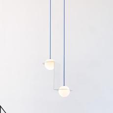Laurent 05 studio lambert fils suspension pendant light  lambert fils lrt05pwcmchbebebe  design signed nedgis 114503 thumb