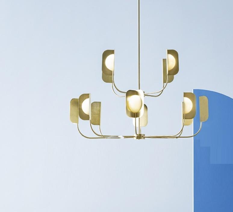 Leaf matteo zorzenoni mm lampadari 7208 4 v2805 luminaire lighting design signed 47789 product