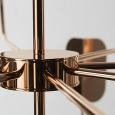 Leaf matteo zorzenoni mm lampadari 7208 24 v2807 luminaire lighting design signed 29127 thumb