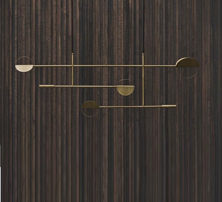 Leaves kateryna sokolova suspension pendant light  bolia 20 120 01 11119550  design signed nedgis 75572 product